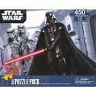 Puzzle Star Wars lenticolare 3D - confezione 3 puzzle (6033408)