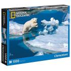 National Geographic Orso polare Puzzle 1000 Pezzi (39304)