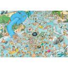 Parco acquatico - 3000 pezzi