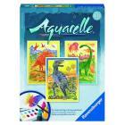 Aquarelle midi - dinosauri (29317)