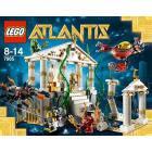 LEGO Atlantis - La città di Atlantide (7985)