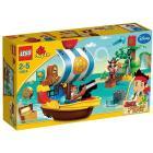 Bucky il vascello di Jake - Lego Duplo Jake e i Pirati (10514)