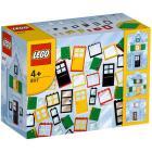 LEGO Mattoncini - Porte e finestre Lego (6117)