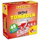 Tombola 48 Cartelle Segna e Cancella (43491)