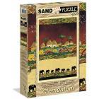 Puzzle sand Elephant 500 pezzi (30350)