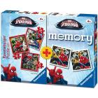 Memory + 3 puzzle Ultimate Spider-Man