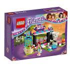 La sala giochi del parco divertimenti Lego Friends (41127)
