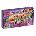 Il furgone degli hot dog del parco divertimenti - Lego Friends (41129)