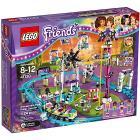 Le montagne russe del parco divertimenti Lego Friends (41130)
