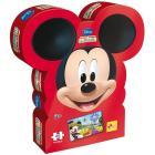 Puzzle Confezione Sagoma Mickey Mouse (43644)