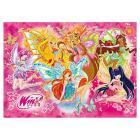 Puzzle 24 maxi Winx enchantix