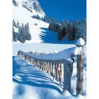 Inverno al lago Retaud