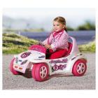 Auto mini racer pink