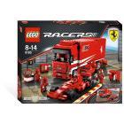 LEGO Racers - Ferrari truck (8185)