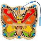 Farfalla volteggiante colorata (E1704)