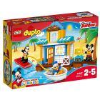 La casa sulla spiaggia di Topolino e i suoi amici - Lego Duplo Disney (10827)