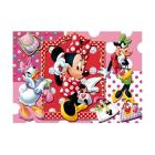 Puzzle 104 pezzi Sparkling Minnie