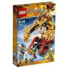 Leone di fuoco di Laval - Lego Legends of Chima (70144)