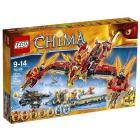 Tempio di fuoco della Fenice Volante - Lego Legends of Chima (70146)