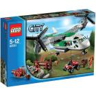 Biplano merci - Lego City (60021)