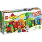 Il treno dei numeri - Lego Duplo Mattoncini (10558)