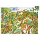 Dinosauri 100 pezzi + libretto