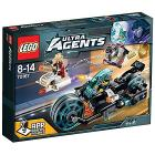 Fuga con il tesoro di Invizable - Lego Ultra Agents (70167)