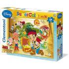 Jake il Pirata Puzzle 24 Super Color Maxi (24439)