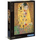 Klimt: Bacio 1000 pezzi