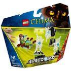 Slalom tra le ragnatele - Lego Legends of Chima (70138)