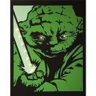 Quadro Luminoso Star Wars - Yoda Small (GAF1011)