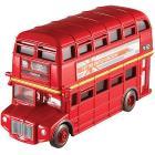 Cars 2 Deluxe - Autobus a due piani (V2847)