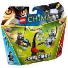 Duello al veleno - Lego Legends of Chima (70140)