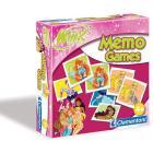 Memo Games Winx