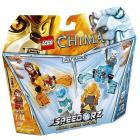 Fuoco vs. Ghiaccio - Lego Legends of Chima (70156)