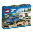 Furgone e caravan - Lego City Great Vehicles (60117)
