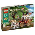 LEGO Kingdoms - Imboscata alla carrozza del Re (7188)