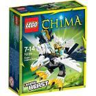 Animale Leggendario Eris - Lego Legends of Chima (70124)