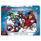 Avengers 60 pezzi giaganti (5490)