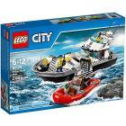 Motoscafo della Polizia - Lego City Police (60129)
