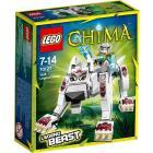Animale Leggendario Worriz - Lego Legends of Chima (70127)