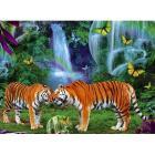 Mullins: Kissing tigers 1000 pezzi