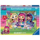 Puzzle Little Charmers - Incantesimi divertenti (05494)