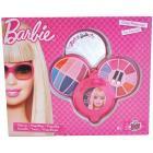 Set Trucchi Barbie, 3 Scompartimenti