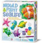 Modella e colora, mondo marino (03511)