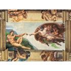 6000 pezzi - Michelangelo - La creazione dell'uomo (36513)