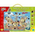Puzzle magico: nave pirati