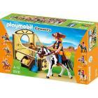 Paddock con Cavallo Gypsy e Fantina (5516)