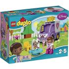 Dottoressa Peluche - l'ambulanza Rosie - Lego Duplo Dottoressa Peluche (10605)