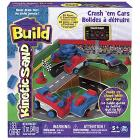 Kinetic Sand BUILD Playset auto da scontro (6026967)